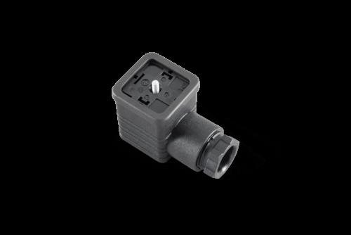 [Translate to English:] Gerätesteckdose mit Gleichrichter Typ Z KB G 211 A02