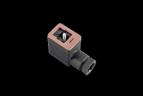 [Translate to English:] Teaser Gerätesteckdose mit Gleichrichter Typ Z KC G 209 B...