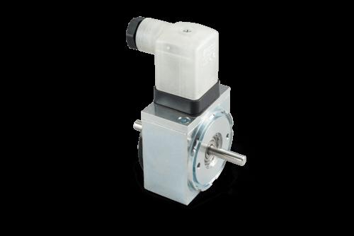 Magnete rotante con riduzione della corrente di mantenimento