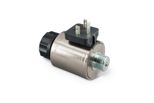 Valve soninoid for hydraulic